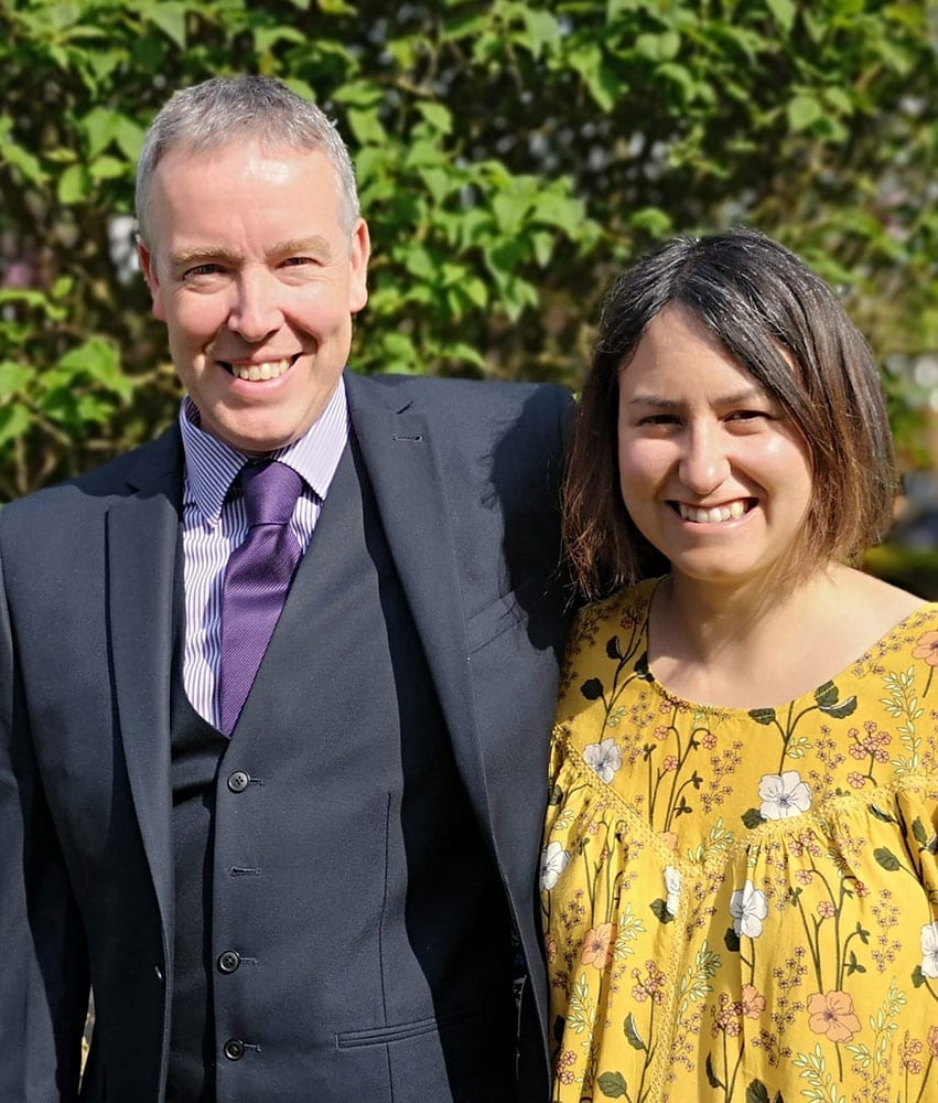 Robert Cartmell Consulting - Robert and Claire Cartmell