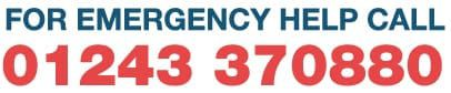 TaskForce Heating Plumbing - Emergency Call 01243 370880