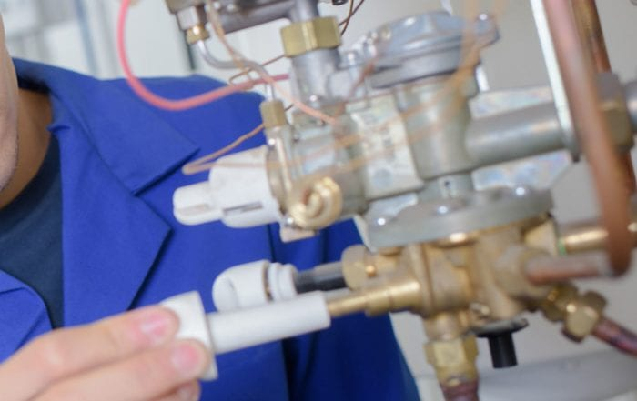 TaskForce Heating Plumbing - Why has your boiler become noisy?
