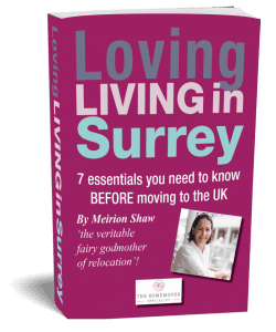 The Homemover Specialist - Loving Living in Surrey Book