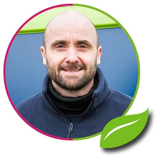 Bushy Business Gardening - Paul Charman, Soft Landscaping Manager